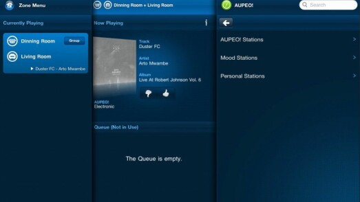 Sonos AUPEO! og Stitcher SmartRadio
