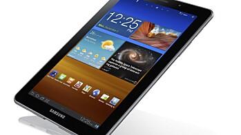 Samsungs Galaxy Tab 7.7