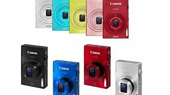 Canon IXUS 500 HS og IXUS 125 HS