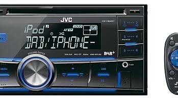 JVC KW-DB60ATE