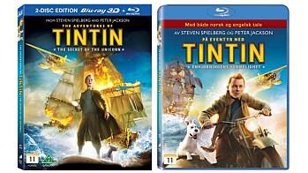 Tintin – Enhjørningens hemmelighet