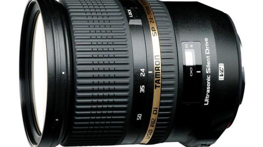 Tamron SP 24-70mm F2,8 Di VC USD