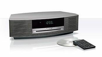Bose Wave Music System III og Wave Radio III