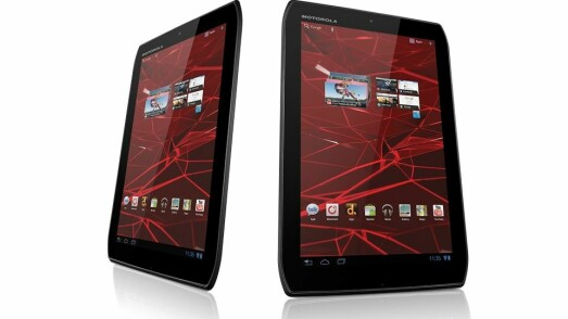 Motorola XOOMM 2 og XOOMTM 2 Media Edition