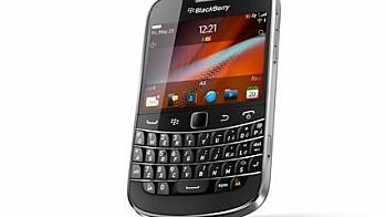 BlackBerry får nordisk tastatur