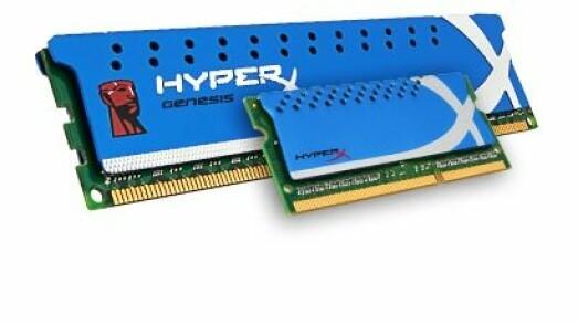 Kingston HyperX Memory