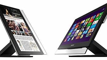 Acer Aspire 7600U og Asire 5600U