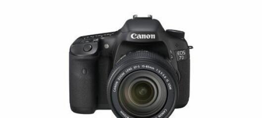 Cano EOS 7D