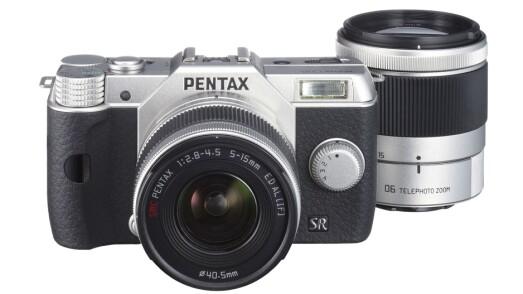 Pentax Q-serie oppdateres