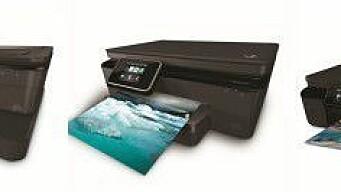 HP Photosmart  7520, 6520 og 5520 e-All-in-One