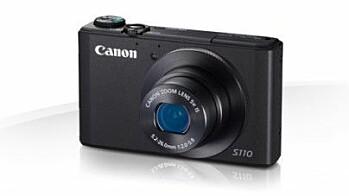 Canon PowerShot S110 og SELPHY CP900