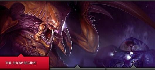 Kingston online StarCraft® II turnering