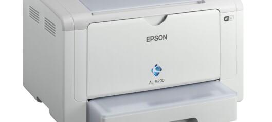 Epson WorkForce AL-M200DN og WorkForce AL-M200DW