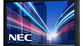 NEC MultiSync-serien