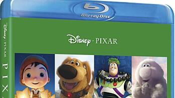 Pixar short films volume 2