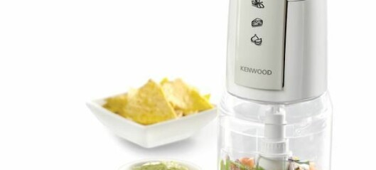 Kenwood Minikutter CH550
