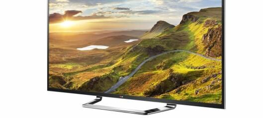 LG Ultra HD-TV-modeller