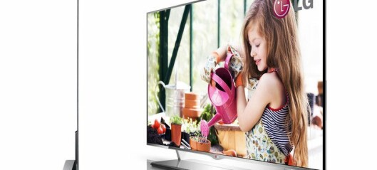 LG WRGB OLED TV 55EM970V