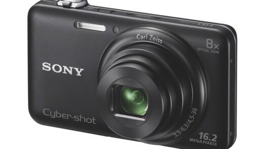 Sony nye Cyber-shot