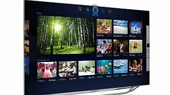 Samsung Smart TV og Smart Hub