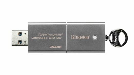 DataTraveller Ultimate 3.0 G3