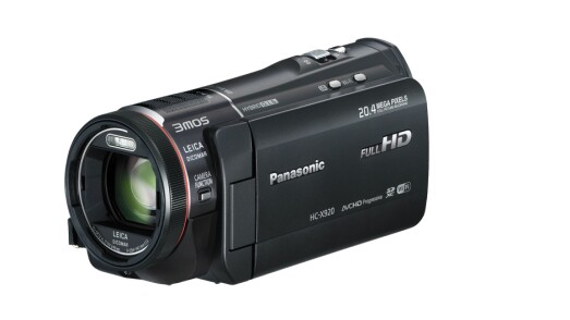 Panasonic Videokameraer