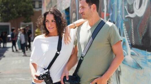 Joby UltraFit Sling Strap og 3-Way Camera Strap