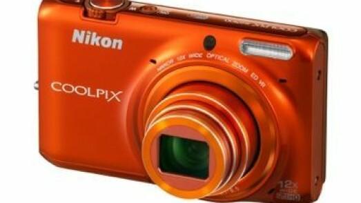 Nikon Coolpix S6500 og S2700