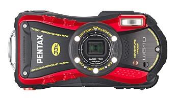 Pentax WG-3, WG-3 GPS og WG-10