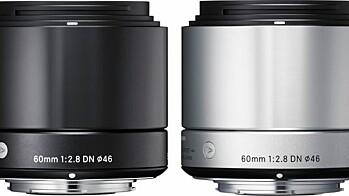 SIGMA 60 mm F2.8 DN