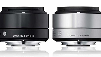 SIGMA 30 mm F2.8 DN