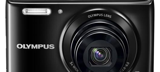 Olympus VR-370 og VG-180