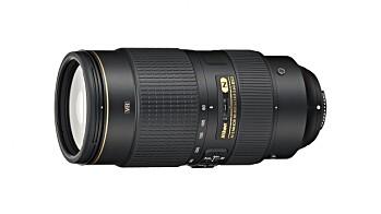 Nikon AF-S NIKKOR 80-400 mm