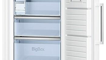 Bosch fryse- og kombiskap