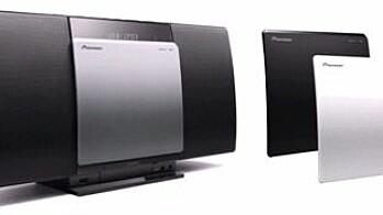 Pioneer X-SMC00, X-SMC00BT og X-SMC00DAB+