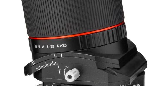 Samyang TS 24 mm