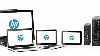 HP EliteOne-, EliteDesk 800-, HP ProOne- og ProDesk 600-serien