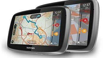 TomTom GO 400, 500 og 600