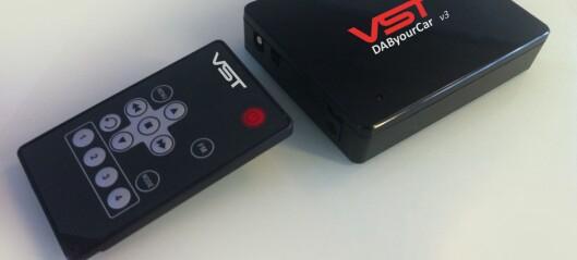Veibel VST DAB+yourCar v3