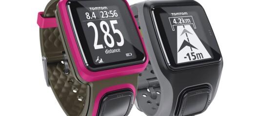 TomTom Runner og TomTom Multi-Sport