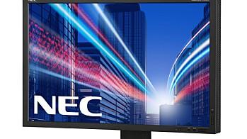 NEC MultiSync PA242W, PA272W og PA302W