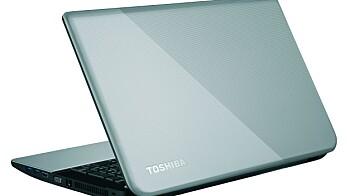 Toshiba Satellite L Pro- og C Pro-serie