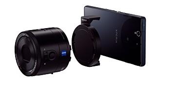 Sony Cyber-shot DSC-QX10 og DSC-QX100