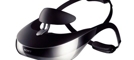 Sony HMZ-T3W Personal 3D Viewer