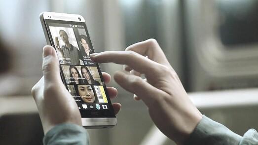 HTC MED MOTENYHETER