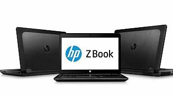 HP Z Workstation Ultrabook