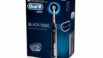 Oral-B Black 7000