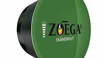 Nescafè Dolce Gusto lanserer populære Zoègas Skånerost