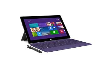 Microsoft Surface 2 og Surface Pro 2