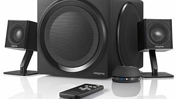 Creative T4-, T30- og T15 Wireless